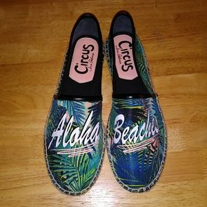 New Sam Edelman Aloha Beaches Shoes